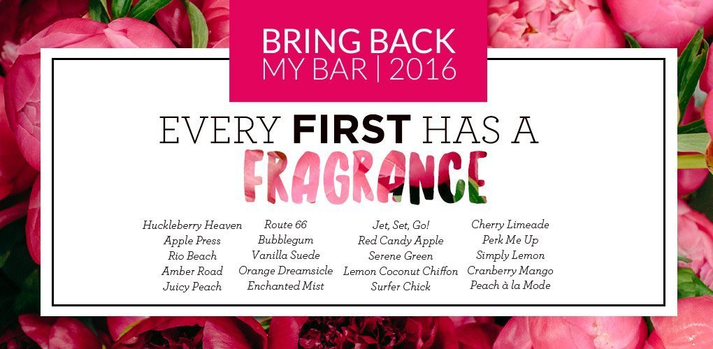 And the 2016 Bring Back My Bar winners are…