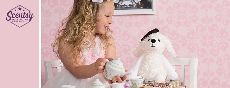 Announcing Pari the Poodle Scentsy Buddy!