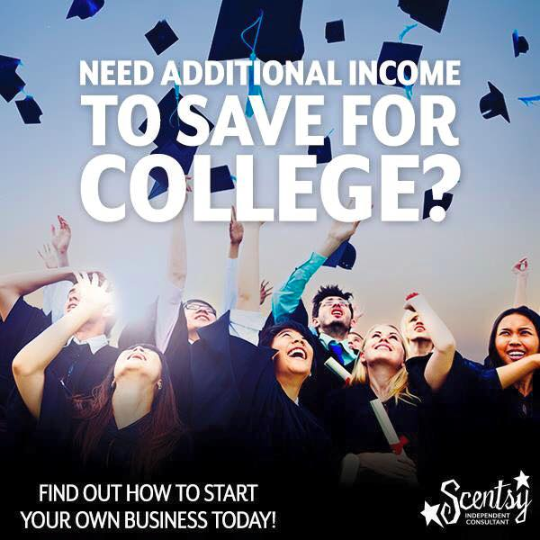 Need additional income to save for college?