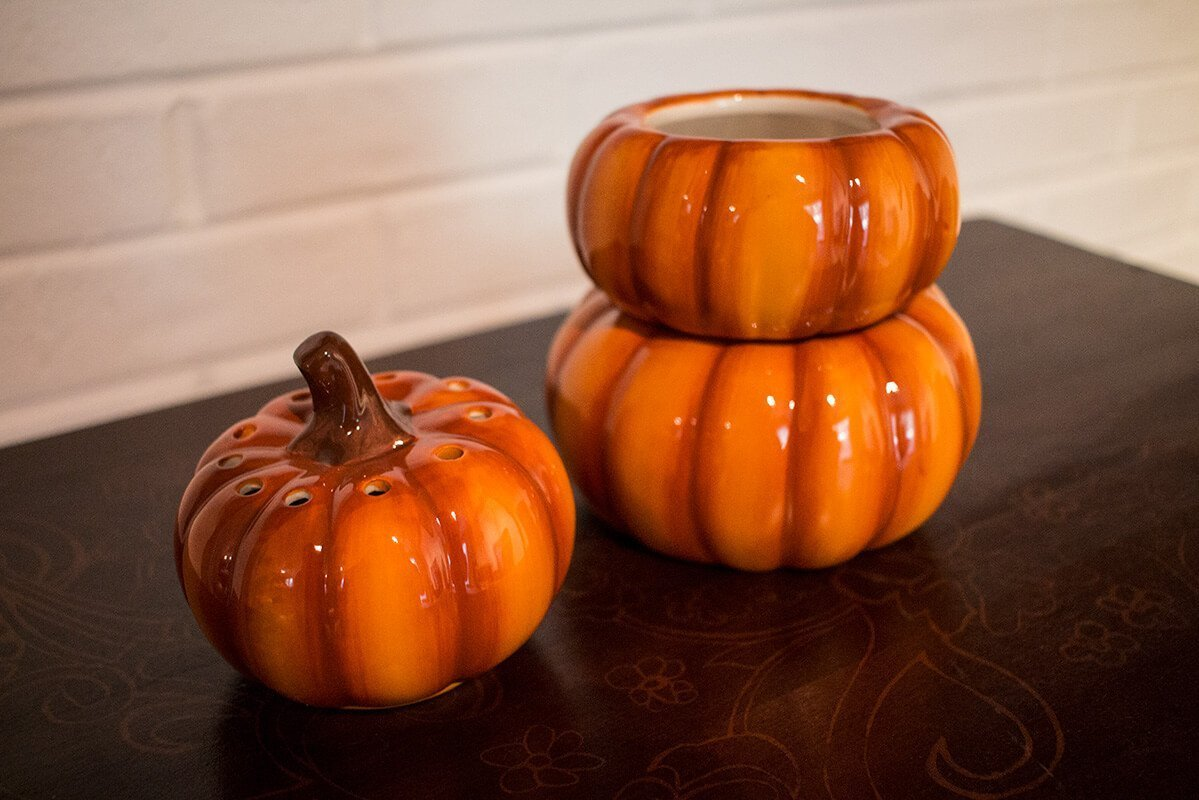 Harvest Pumpkins Scentsy Warmer Of The Month Scents By