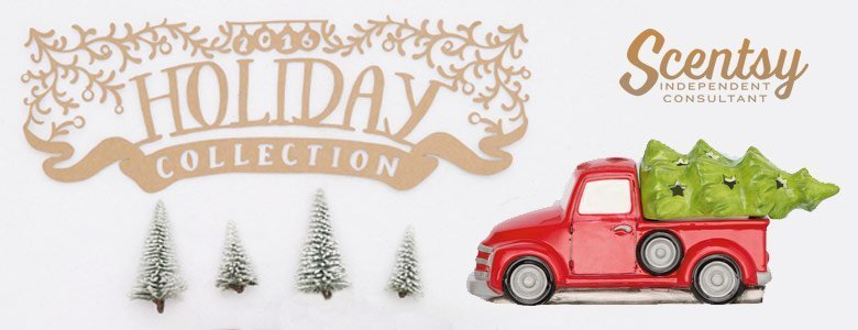 Introducing Scentsy's 2016 Holiday Collection!