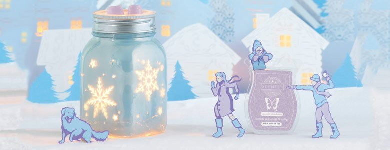 Winter Frost, Scentsy's November 2016 Warmer of the Month