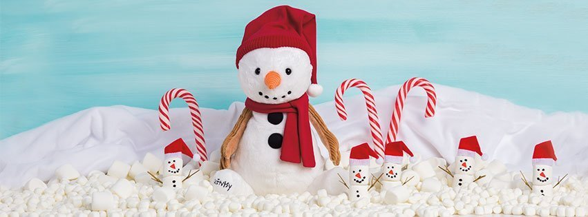 Announcing Sammy the Snowman Scentsy Buddy