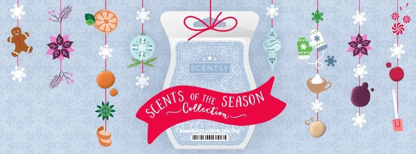 Scents of the Season are available for a limited time only!