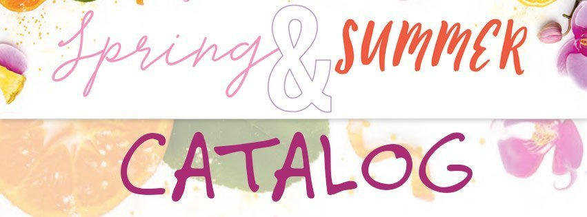 New Scentsy 2017 Spring/Summer Catalog