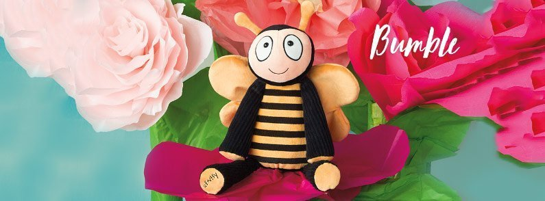 Introducing Scentsy's Newest Buddy Bumble the Bee!