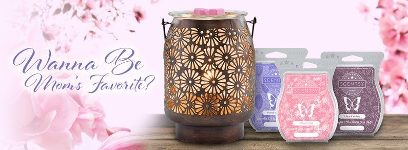 Scentsy Mother's Day 2017 Specials