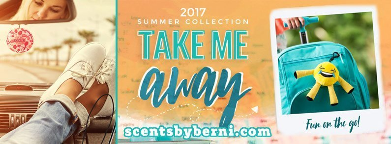 Introducing Scentsy's 2017 Summer Collection
