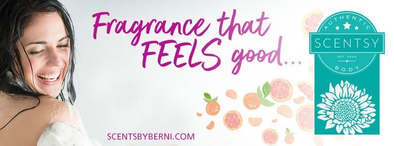 Introducing Scentsy Body, a New Personal Care Line