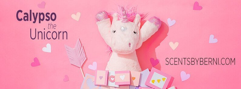 Calypso the Unicorn NEW Scentsy Buddy!