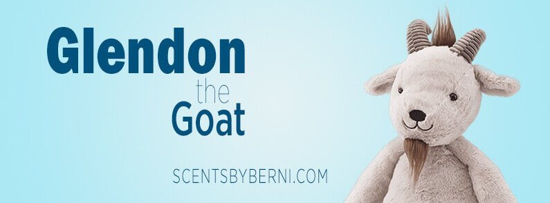 Glendon the Goat NEW Scentsy Buddy!