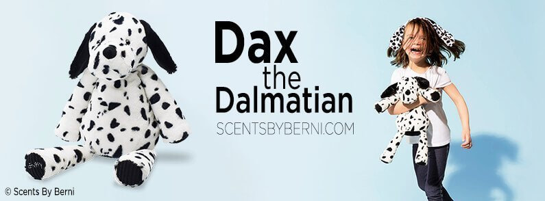 Dax the Dalmatian – Scentsy's Newest Buddy!