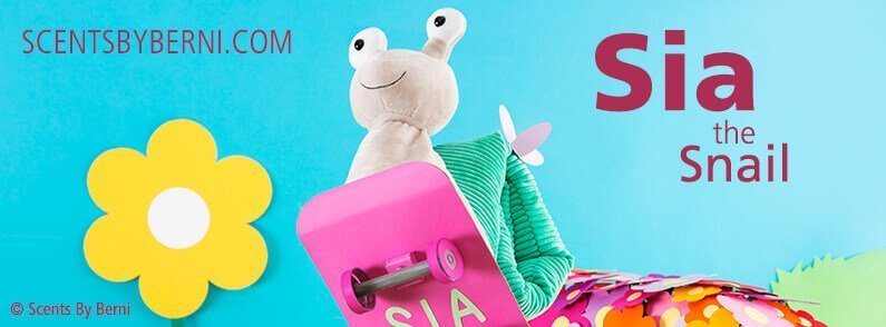 Sia the Snail NEW Scentsy Buddy!