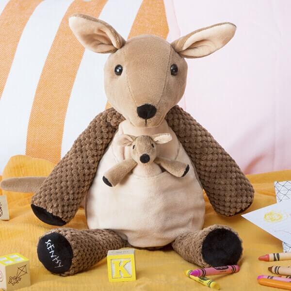 Kenzie the Kangaroo