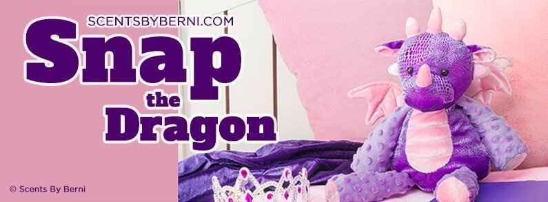 Snap the Dragon Scentsy Buddy Now Available!
