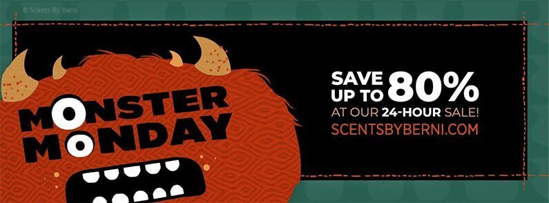 Part 2! Monster Monday Scentsy Flash Sale! 24 hours only!
