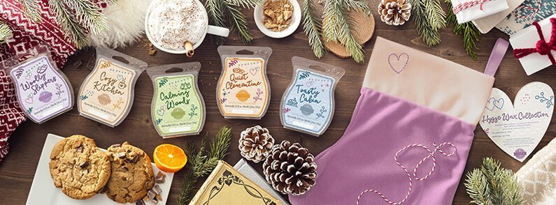 Scentsy Hygge Wax Collection now available!