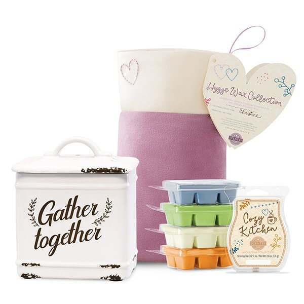 Scentsy Gather Together Hygge Wax Collection