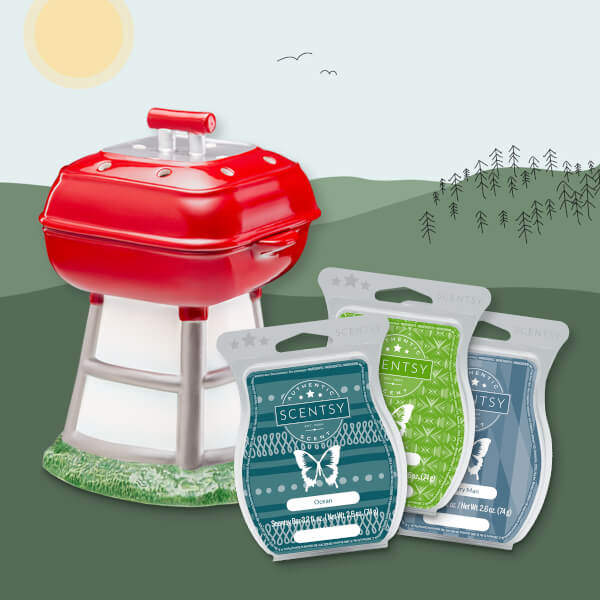 Thrill of the Grill Warmer Bundle