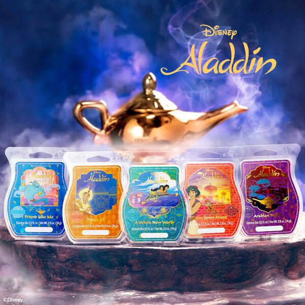 Scentsy Aladdin Bars