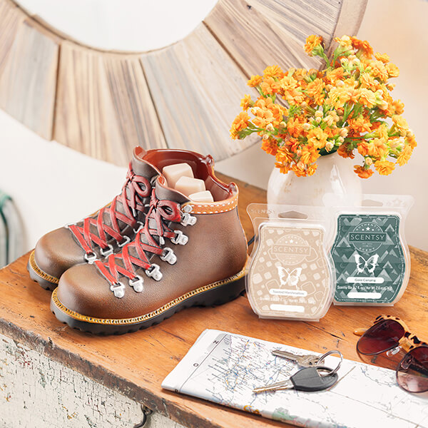 Hit The Trail Warmer
