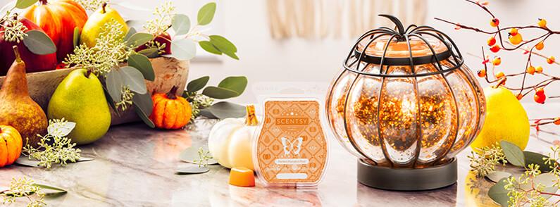 Enchanted Pumpkin & Perfect Pumpkin Pear
