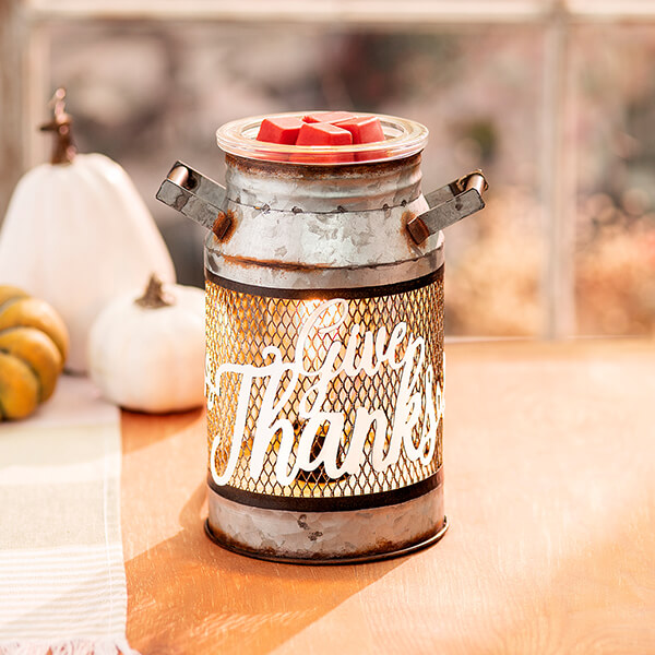 Give Thanks Warmer