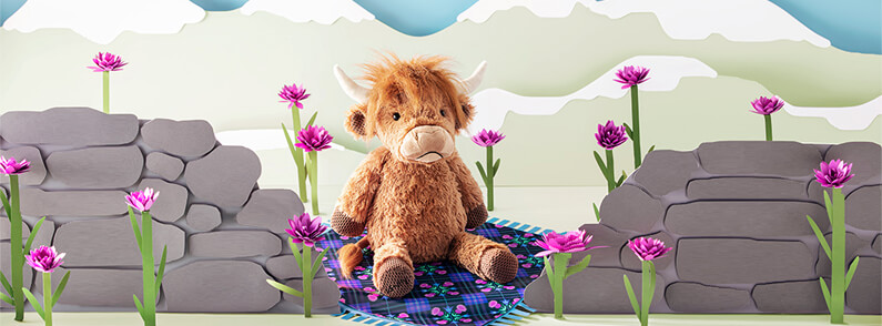 Hamish the Highland Cow NEW Scentsy Buddy!