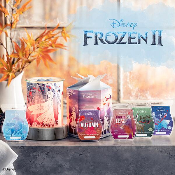 Frozen 2 Warmer and Wax