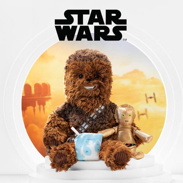 Star Wars Buddy Chewbacca, Buddy Clip C-3PO
