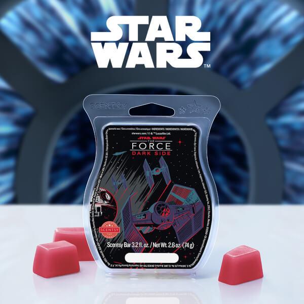 Star Wars Darth Vader's Tie Fighter Scentsy Bar