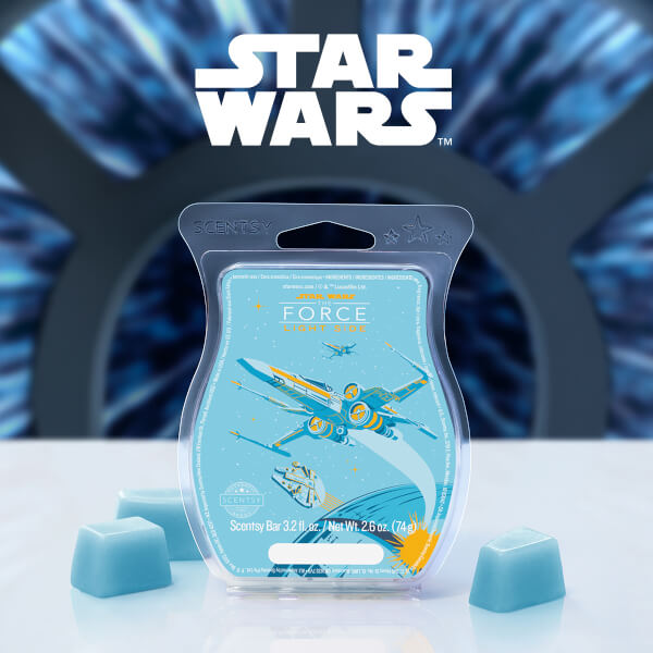 Star Wars X-Wing Scentsy Bar