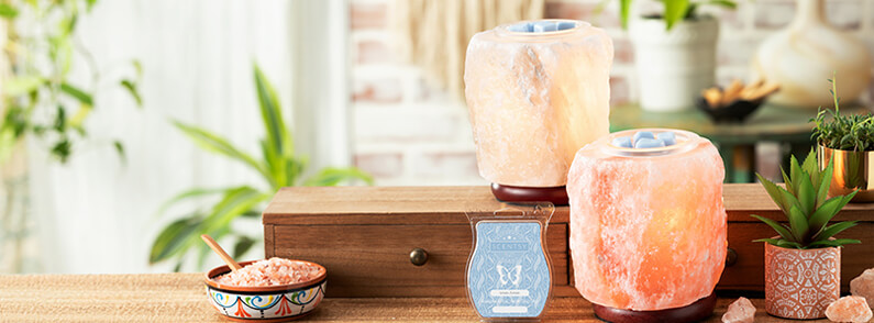 Himalayan Salt & Inhale, Exhale
