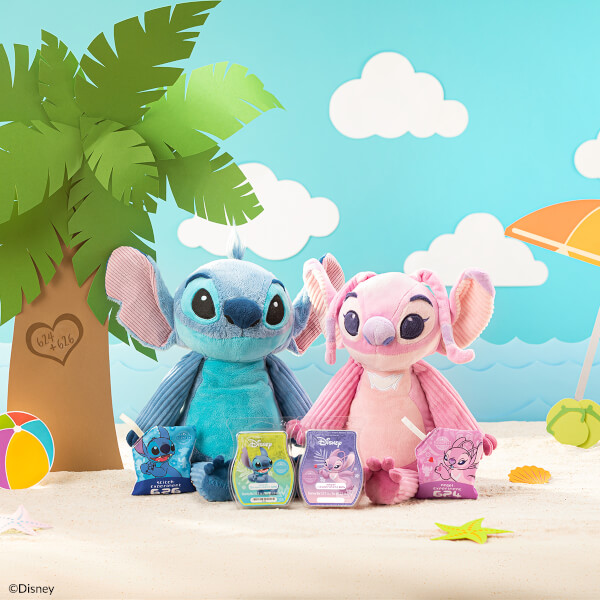 Angel & Stitch