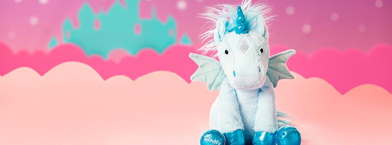 Halley the Unicorn NEW Buddy!