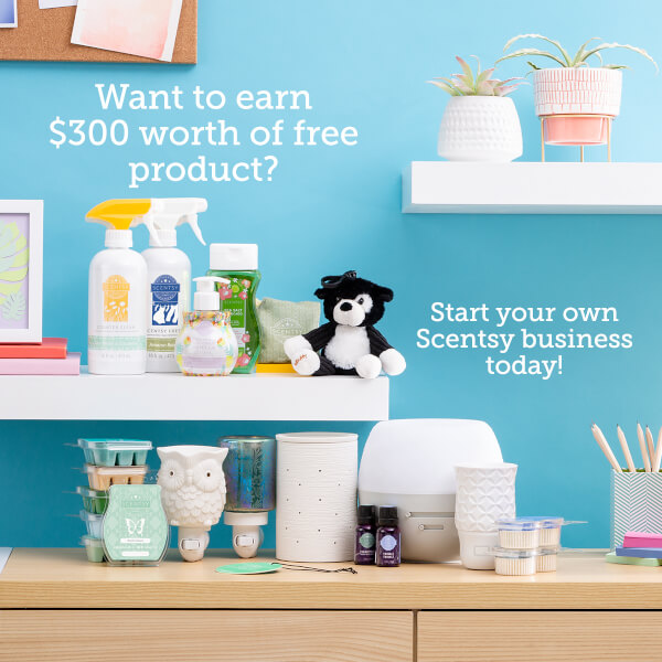 Start Your Own Scentsy Business!