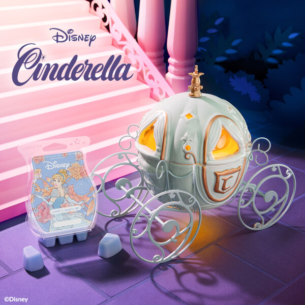 Cinderella Carriage & Happily Ever After