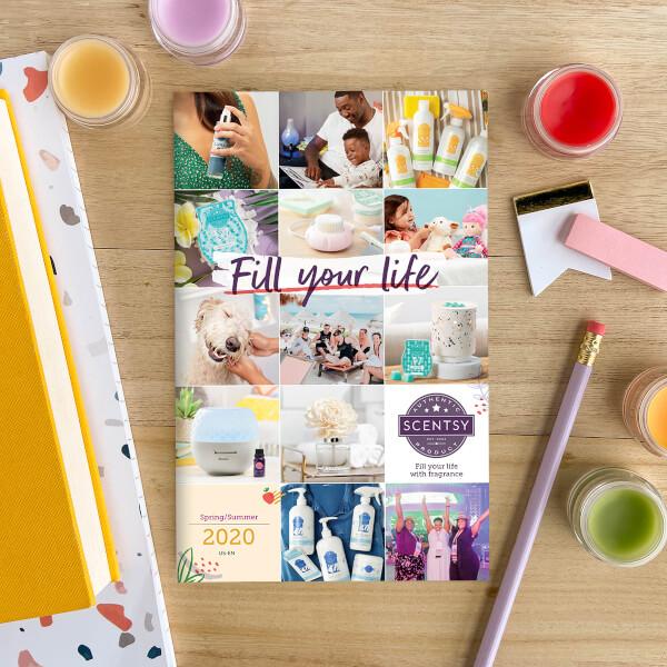 Shoppable Digital Catalog