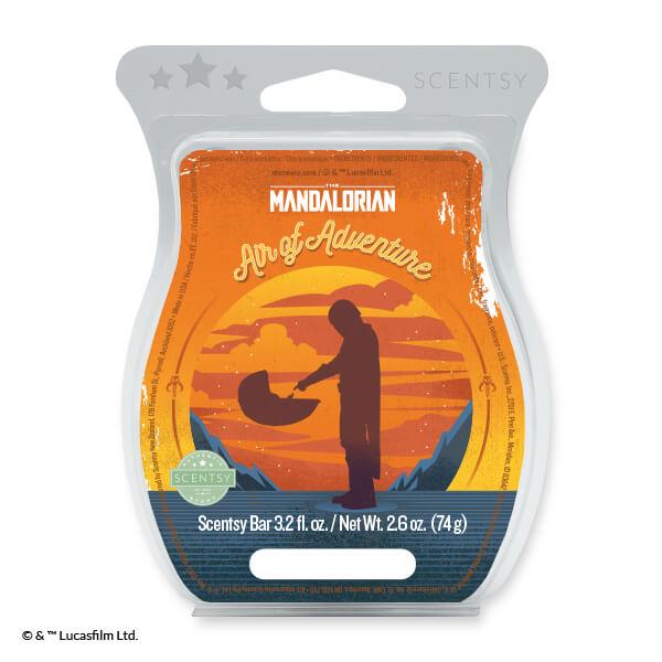 The Manadlorian: Air of Adventure