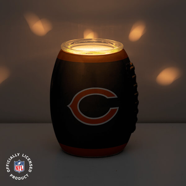 NFL Collection Chicago Warmer Low Light