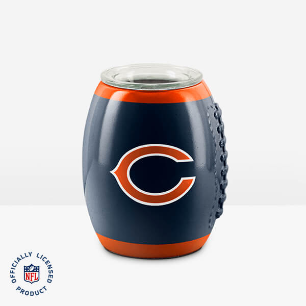 NFL Collection Chicago Warmer Front Off