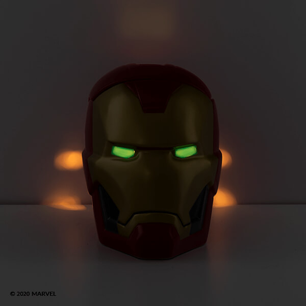 Iron Man in low light