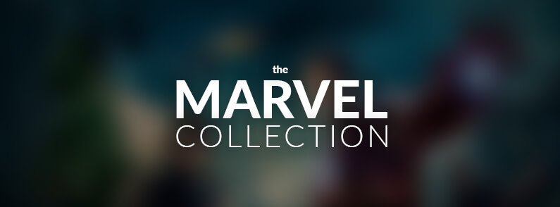 Marvel Collection Hulk, Iron Man, and Spider-Man!