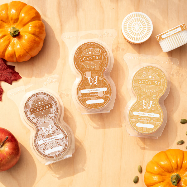 Scentsy Pod Twin Packs