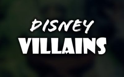 Disney Villains Collection!