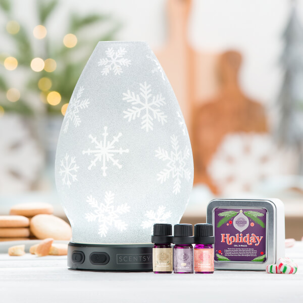 Crystallize Diffuser & Oil 3-Pack
