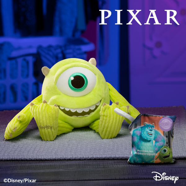 Monsters, Inc. Mike Scentsy Buddy