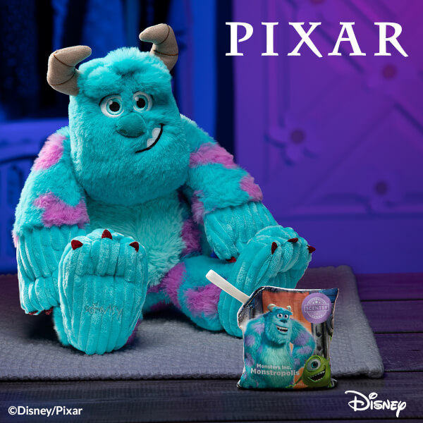 Monsters, Inc. Sulley Scentsy Buddy