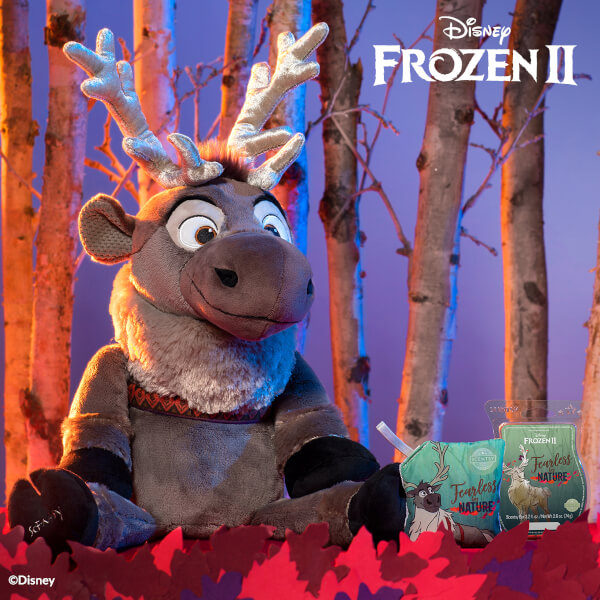 Sven Scentsy Buddy with Fearless by Nature