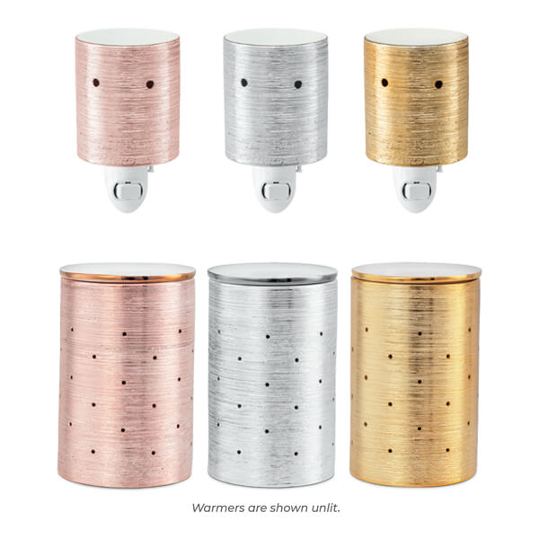 Etched Core Metallic Color Options